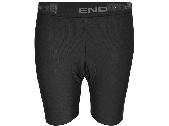 Endura Mesh C/Fast Liner Pantalones interiores Mujer, black